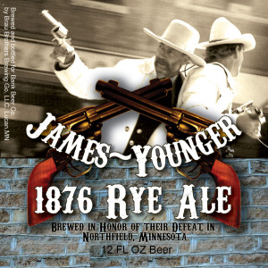James-Younger Label