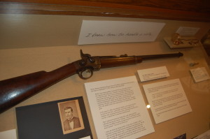 Artifacts related to the raid are on permanent display at the Northfield Historical Society Museum.